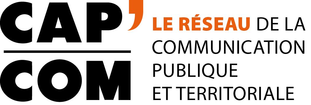 Crea-Com est membre de Cap'Com réseau de la communication publique et territoriale