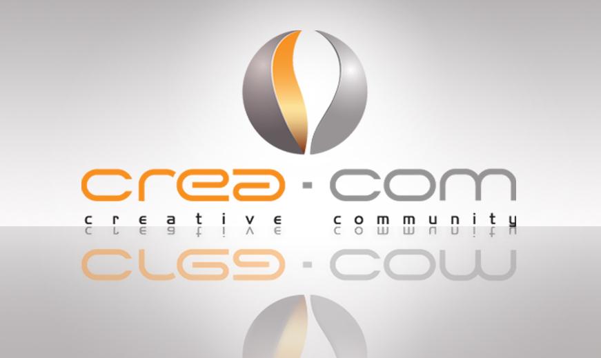nouveau logo Crea-Com
